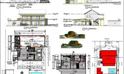 3D Houthuis Plan